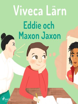 cover image of Eddie och Maxon Jaxon