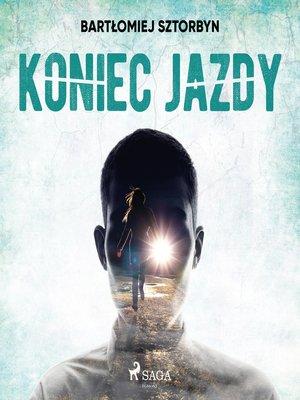 cover image of Koniec jazdy