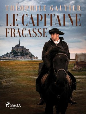 cover image of Le Capitaine Fracasse