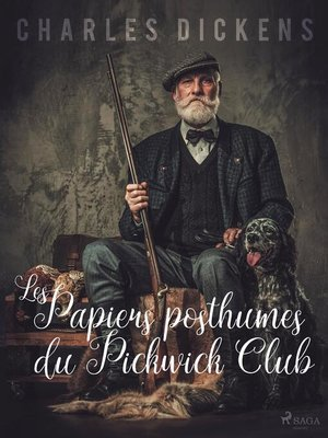 cover image of Les Papiers Posthumes du Pickwick Club