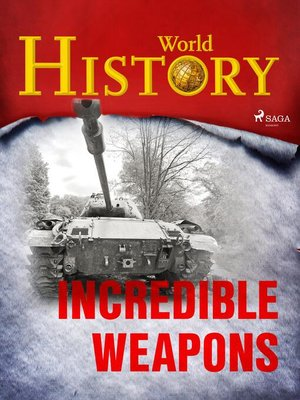 cover image of Incredible Weapons