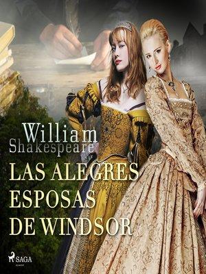cover image of Las alegres esposas de Windsor--Dramatizado