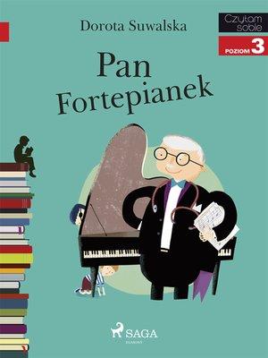 cover image of Pan Fortepianek