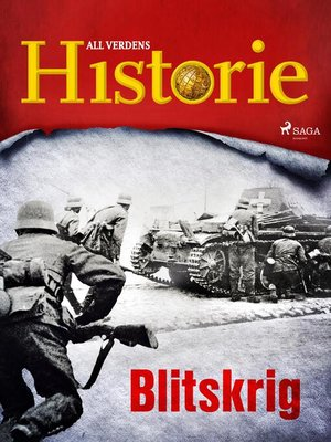 cover image of Blitskrig