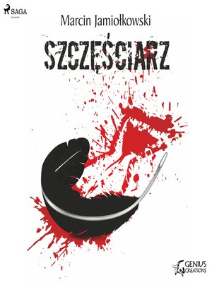 cover image of Szczęściarz