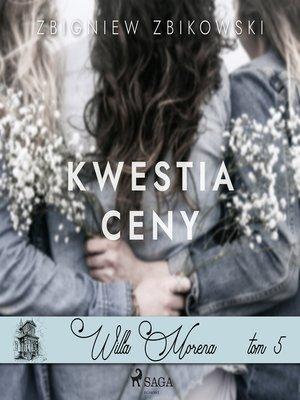 cover image of Willa Morena 5
