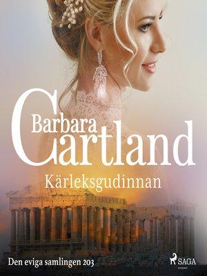 cover image of Kärleksgudinnan