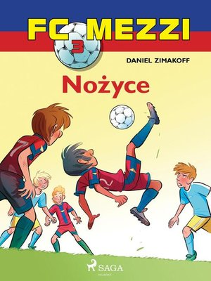cover image of FC Mezzi 3--Nożyce