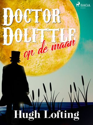 cover image of Doctor Dolittle op de Maan
