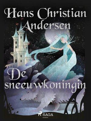 cover image of De sneeuwkoningin