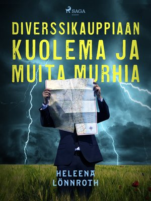 cover image of Diverssikauppiaan kuolema ja muita murhia