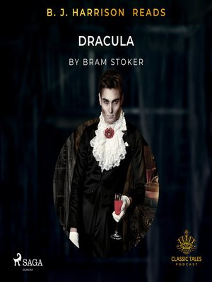 cover image of B. J. Harrison Reads Dracula