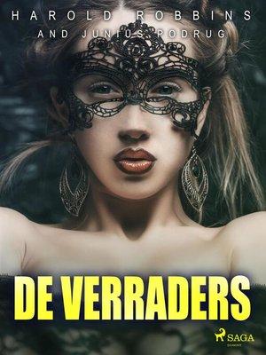 cover image of De verraders
