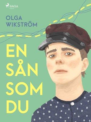 cover image of En sån som du!