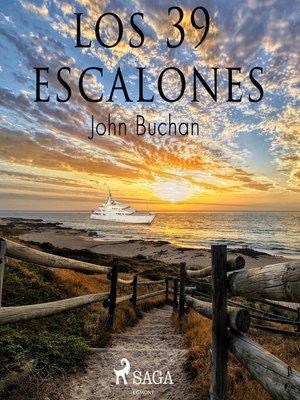 cover image of Los 39 escalones