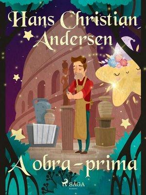 cover image of A obra-prima