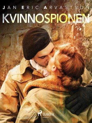 cover image of Kvinnospionen