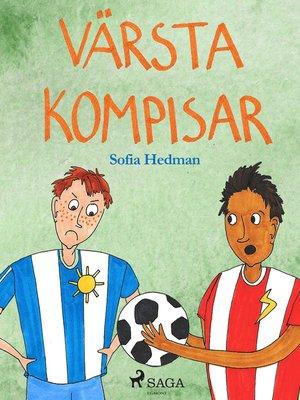 cover image of Värsta kompisar