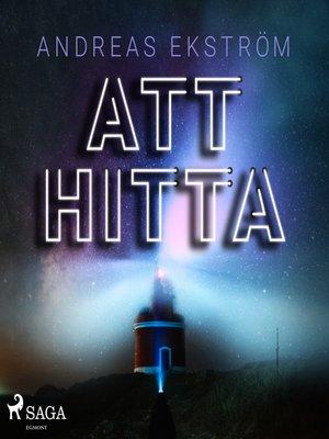 cover image of Att hitta