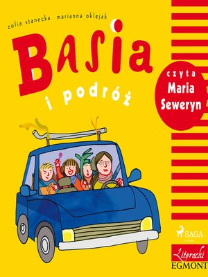 cover image of Basia i podróż
