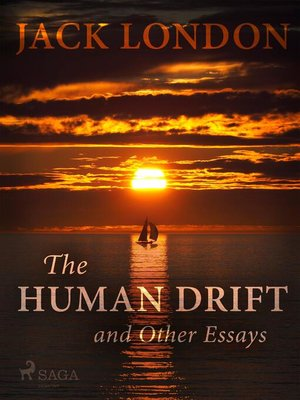 cover image of The Human Drift and Other Essays