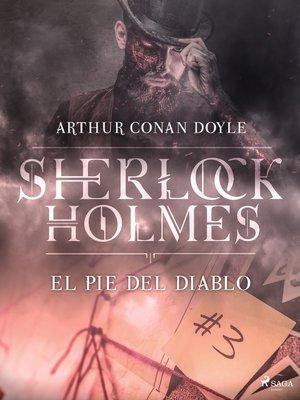cover image of El pie del diablo