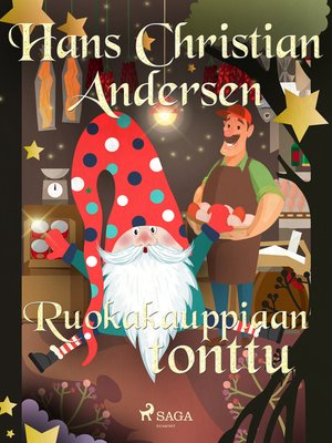 cover image of Ruokakauppiaan tonttu