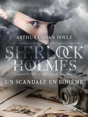 cover image of Un Scandale en Bohème