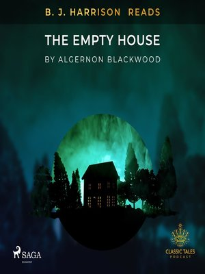cover image of B. J. Harrison Reads the Empty House