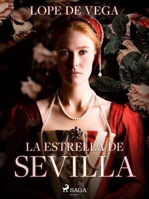 cover image of La estrella de Sevilla
