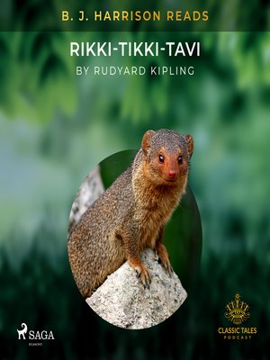 cover image of B. J. Harrison Reads Rikki-Tikki-Tavi