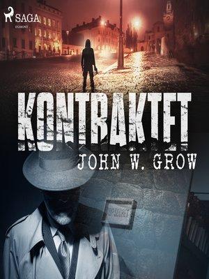 cover image of Kontraktet