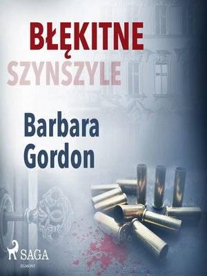 cover image of Błękitne szynszyle