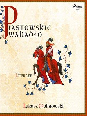 cover image of Piastowskie Wahadło