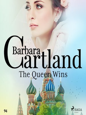 cover image of The Queen Wins (Barbara Cartland's Pink Collection 94)