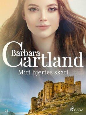 cover image of Mitt hjertes skatt