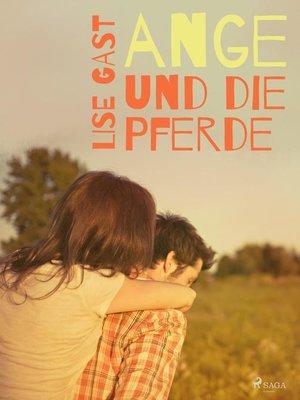 cover image of Ange und die Pferde
