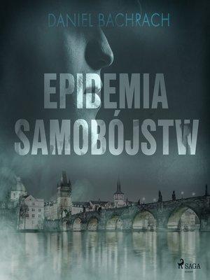 cover image of Epidemia Samobójstw
