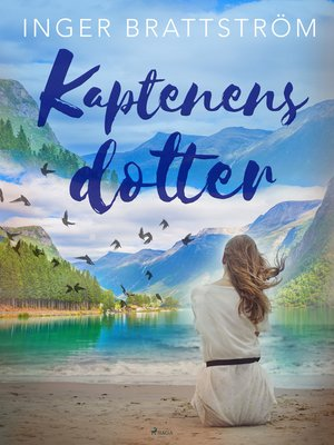 cover image of Kaptenens dotter