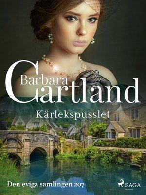 cover image of Kärlekspusslet