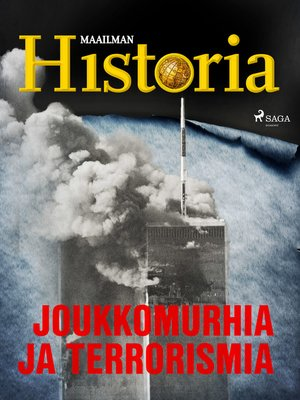 cover image of Joukkomurhia ja terrorismia