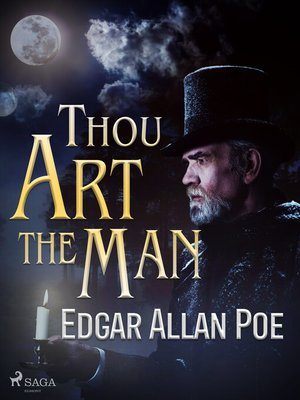 cover image of Thou Art the Man