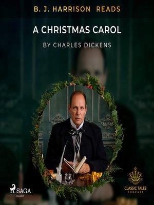 cover image of B. J. Harrison Reads a Christmas Carol