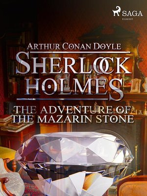 cover image of The Adventure of the Mazarin Stone