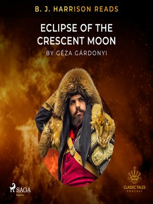 cover image of B. J. Harrison Reads Eclipse of the Crescent Moon