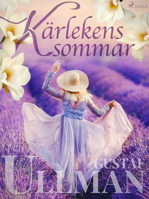 cover image of Kärlekens sommar