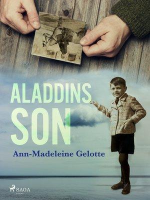 cover image of Aladdins son
