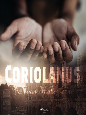 cover image of Coriolanus