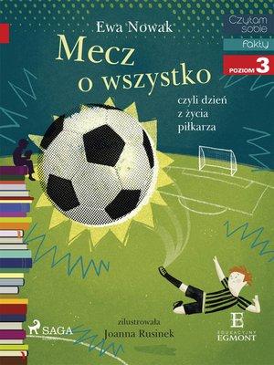 cover image of Mecz o wszystko