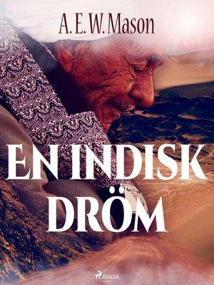 cover image of En indisk dröm